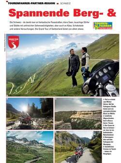 Reise-Reportage aus der TOURENFAHRER Ausgabe 8/2016
