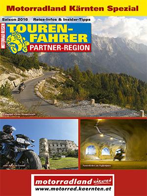 Drei Tourenvorschläge für Kärnten zum Download.