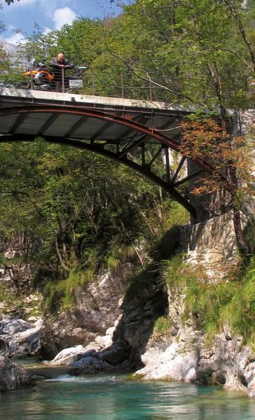 Am Arzino unterhalb der Sella Chianzutan.