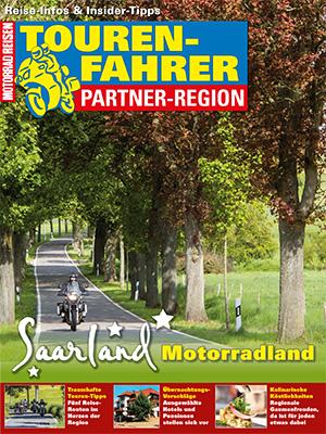 Sechs Tourenvorschläge für das Saarland zum Download.